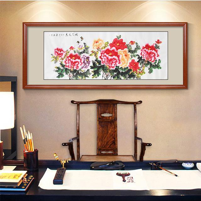 客厅墙壁挂什么画好?这几幅不仅能起到装饰,更容易招财进宝!