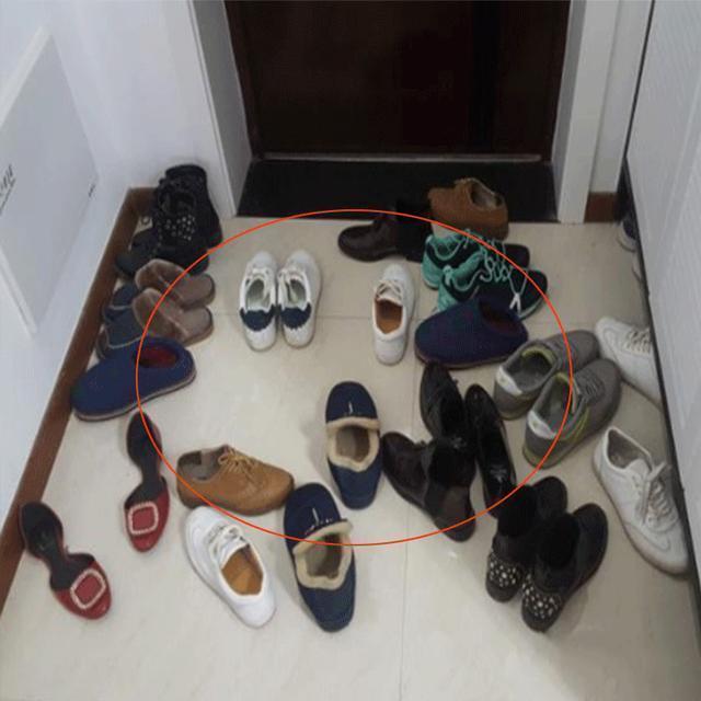 """等我有房了!门口绝对不放鞋柜,学学台湾人""""新招"""",实用不占地"""