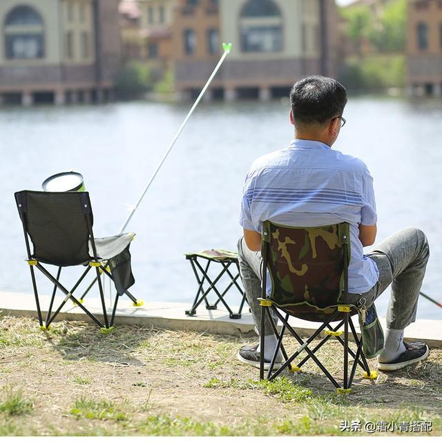 """鱼竿不用了!""""新型渔具""""一出,经济实用,钓友人人买得起"""