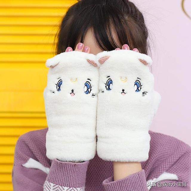 冬天可爱手套推荐,满足你的少女心
