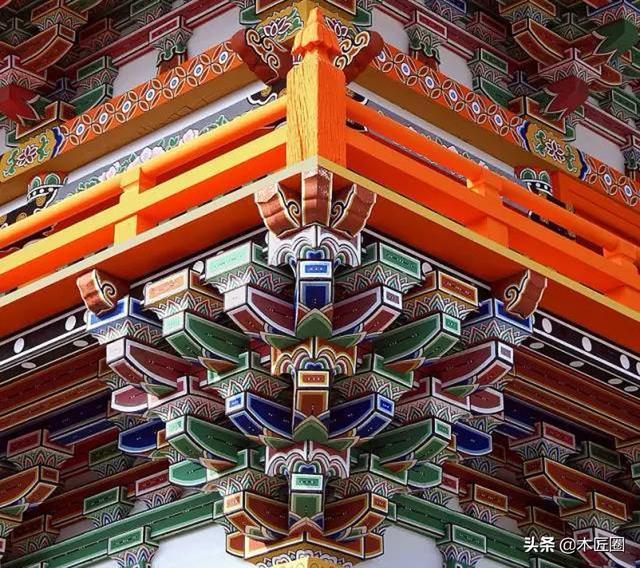 中国古建筑的斗拱结构,这个特殊结构到底有何玄机?
