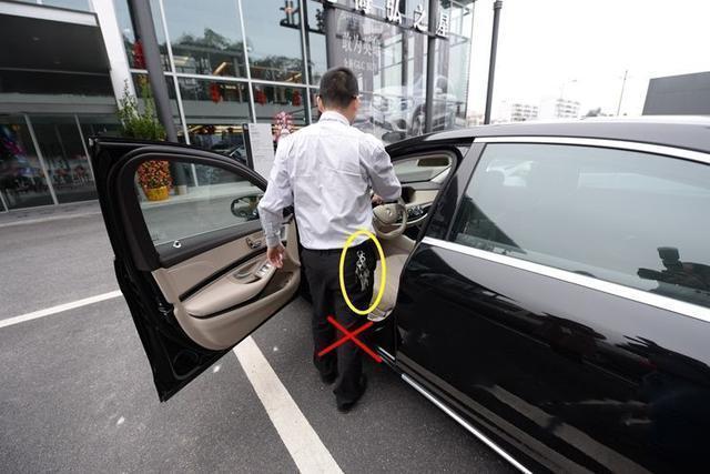 车钥匙不用塞裤兜了,换上腰挂式,防盗防丢,自驾长途安全舒适