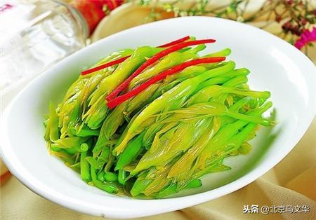 大冬天容易上火,吃点黄花菜你可以一举两得
