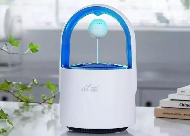 黑科技磁悬浮灭蚊神器,对孕妇、儿童都安全!