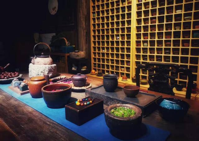 家里好的茶室,值得用五觉去品味,尤其是好的音乐就像有趣的灵魂
