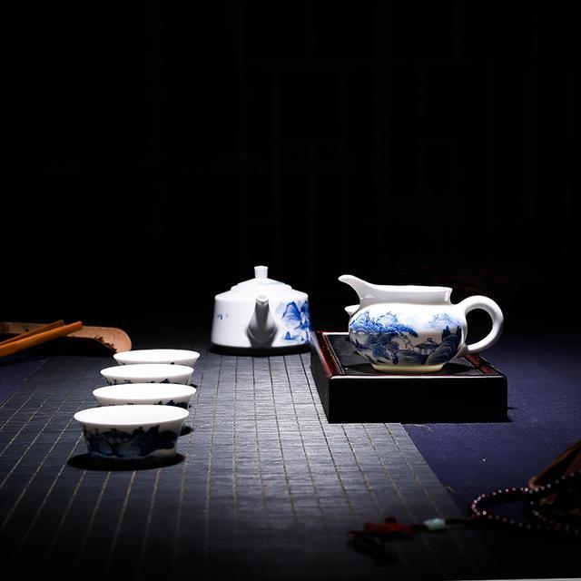 上好的茶叶,要用好的茶具来冲泡,瞧这几款功夫茶具,好看又好用