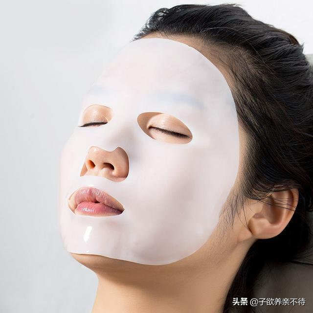 皮肤干燥暗淡无光,快来试试这款面膜,让你的皮肤水润有光泽