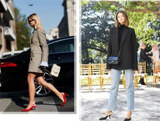 """女人的鞋子在精不在多!备好这4种""""款式"""",搭裙子裤子都足够了"""