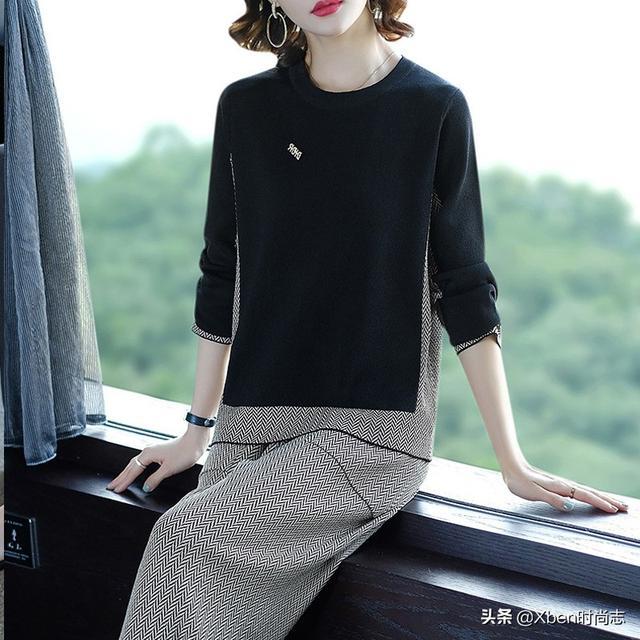 比毛衣好看100倍打底衫,老婆一眼就看中了,买了好多件天天穿