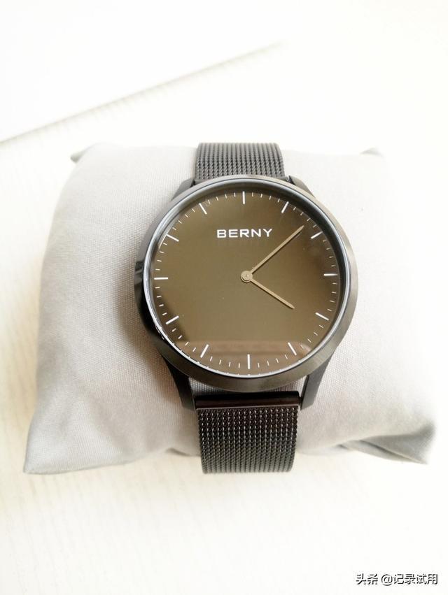 智能运动手表哪款好,伯尼智能防水监测运动男女手表试用介绍