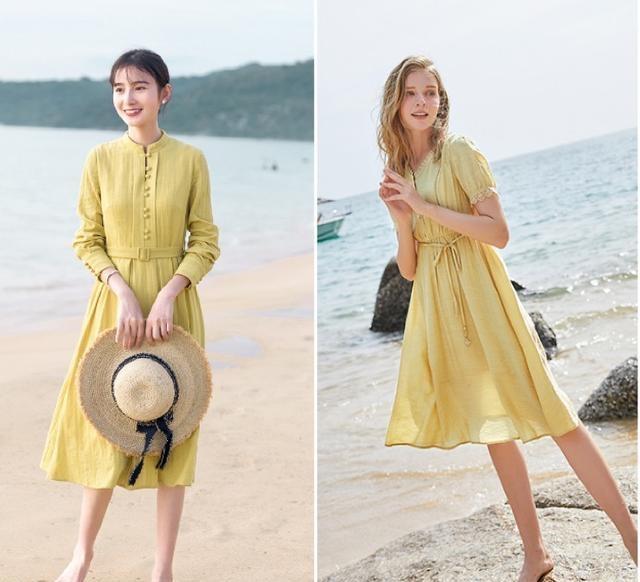 皮肤暗黄的女人,常穿这5种颜色,靓肤减龄,显白不止一点点