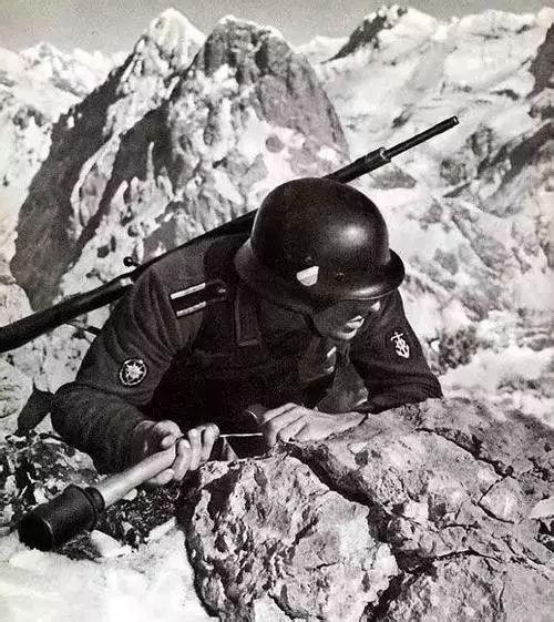 诞生多名王牌狙击手的德军山地部队,为何如此青睐这款背包