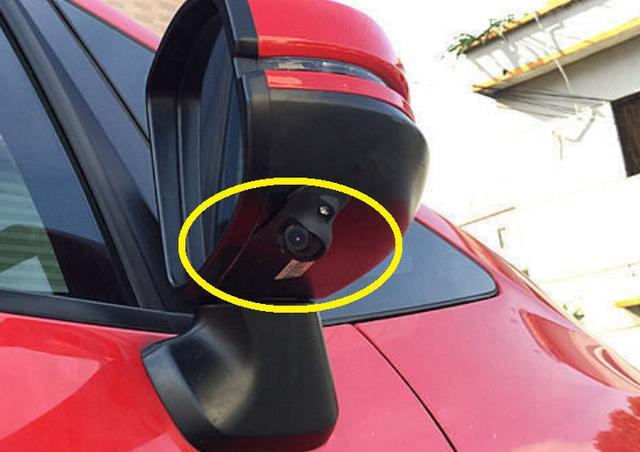 一半人拆掉行车记录仪,换上北斗天眼,车周盲区一目了然,真高级
