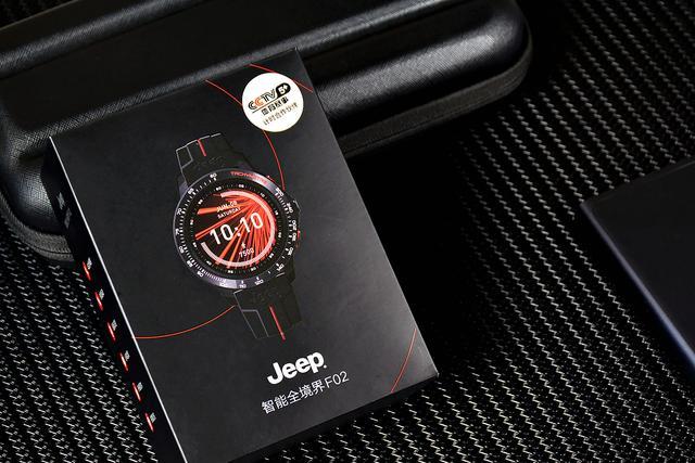 能打电话,能装软件,游泳佩戴也不怕,Jeep智能腕表评测