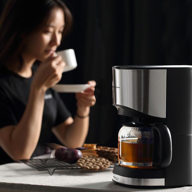 中国新出一种:喷淋式煮茶器,8秒出金汤,居家待客体面显档次