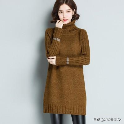 """我又发现一款女装:针织衫"""",时髦洋气又减龄,还不贵"""