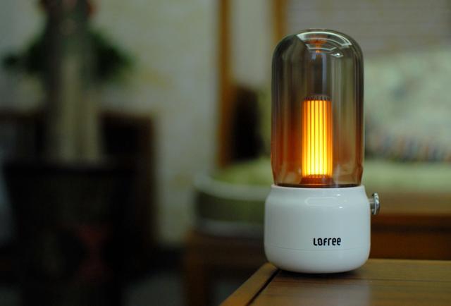 这是一盏有故事的灯:洛斐LOFREE拾光灯