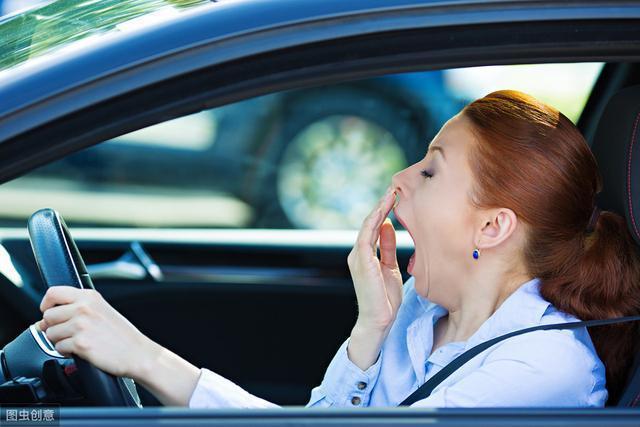 跑长途犯困别抹风油精!开车带这些车品,时刻提醒司机安全不瞌睡
